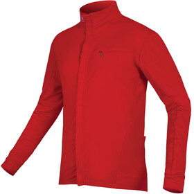 Endura Xtract Roubaix Longsleeve Jersey Men red
